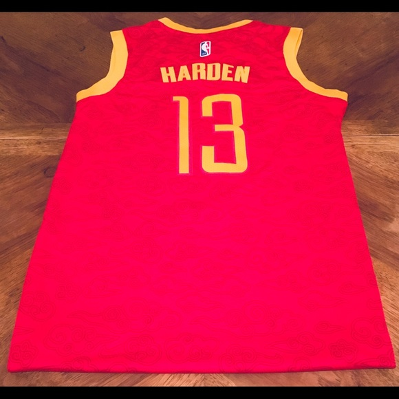 meet adde9 fa5dd James Harden Houston Rockets Jersey NWT